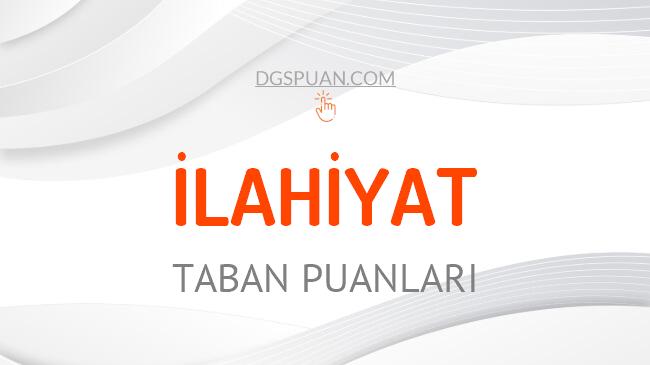 DGS İlahiyat 2021 Taban Puanları ve Kontenjanları