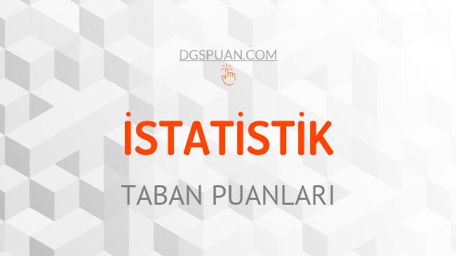 DGS İstatistik 2021 Taban Puanları ve Kontenjanları